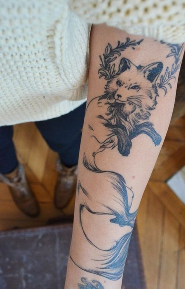 arm tattoo designs for girls (12)