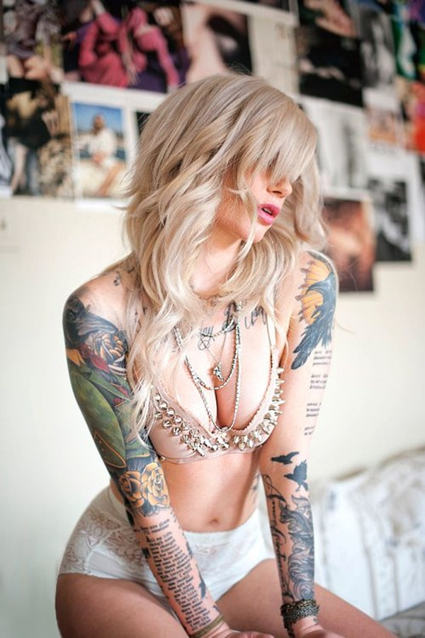 arm tattoo designs for girls (32)