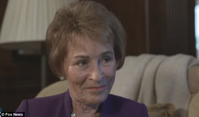 The whole truth: Judge Judy Sheindlin (above) speaks about her divorces from first husband Ronald Levy and second husband Jerry Sheindlin in a new interview