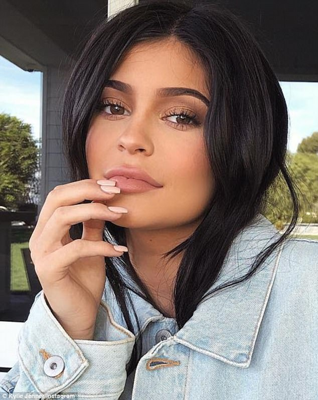 Make-up mogul: Kylie Jenner, 20, has revealed that she is set to release a line of