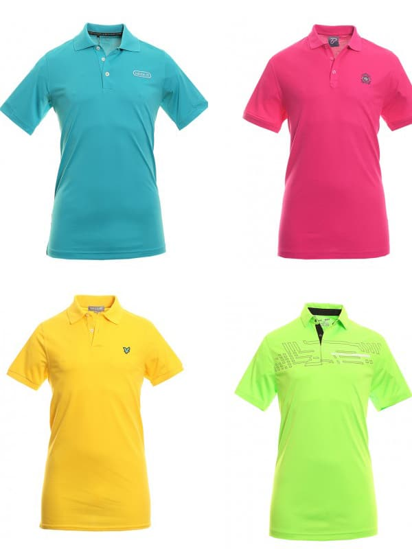 POLO SHIRTS from FUNCTION18